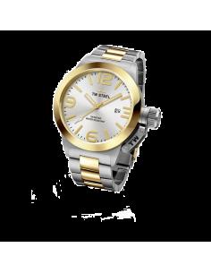 Chic Time | Montre Homme TW Steel Canteen Bracelet CB32  | Prix : 449,00€