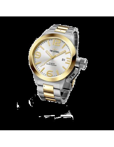 Chic Time | Montre Homme TW Steel Canteen Bracelet CB32  | Prix : 529,90€