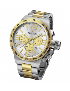 Chic Time | Montre Homme TW Steel Canteen Bracelet CB33  | Prix : 429,90€