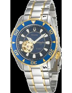 Chic Time   Montre Homme Bulova Marine Star 98A106    Prix : 322,90€