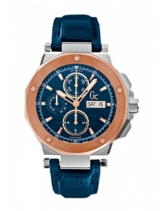 Chic Time | Montre Homme Guess Collection X48004G7S Bleu  | Prix : 559,20 €