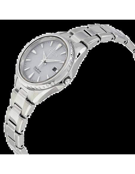 Chic Time   Montre Femme Citizen EW2410-54L Argent    Prix : 569,40€