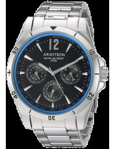 Chic Time | Montre Homme Armitron 20/5148BLSV Argent  | Prix : 55,20€