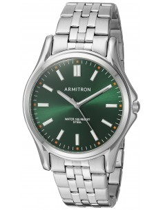 Chic Time   Montre Homme Armitron 20/5139GNSV Argent    Prix : 47,20€