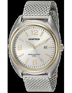 Chic Time   Montre Homme Armitron 20/5177WTTT Argent    Prix : 47,20€