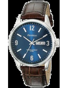 Chic Time | Montre Homme Armitron 20/5048NVSVBN Marron  | Prix : 55,20€