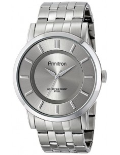 Chic Time | Montre Homme Armitron 20/4962SVSV Argent  | Prix : 55,20€