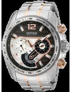 Chic Time   Montre Homme Armitron 20/5149GYTR Argent    Prix : 79,20€