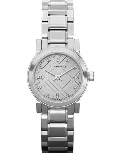 Chic Time | Montre Femme Burberry Swiss BU9213 Bracelet Acier  | Prix : 367,20€