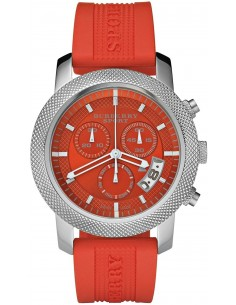 Chic Time | Montre Homme Burberry BU7763 Rouge  | Prix : 699,30 €