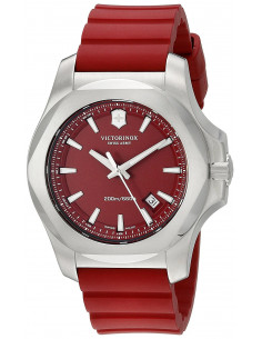 Chic Time | Montre Homme Victorinox I.N.O.X. 241719.1 Rouge  | Prix : 759,90€