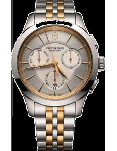 Chic Time | Montre Homme Victorinox Alliance 241747 Argent  | Prix : 659,00€
