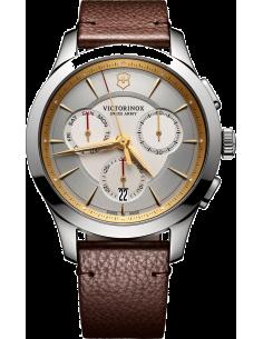 Chic Time | Montre Homme Victorinox Alliance 241750 Brun  | Prix : 359,60€