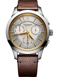 Chic Time | Montre Homme Victorinox Alliance 241750 Brun  | Prix : 359,60 €