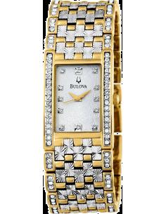 Chic Time | Montre Homme Bulova Cristal 98A62  | Prix : 281,25€