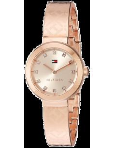 Chic Time   Montre Femme Tommy Hilfiger 1781715 Or Rose    Prix : 209,00€
