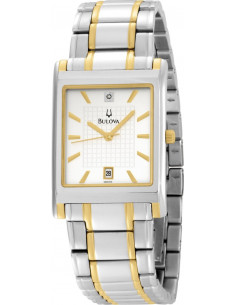 Chic Time | Bulova 98D005 men's watch  | Buy at best price