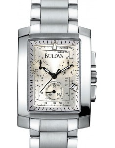 Chic Time | Bulova 63F24 men's watch  | Buy at best price