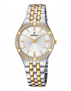Chic Time | Montre Femme Festina Mademoiselle F20224/1 Or  | Prix : 149,00 €