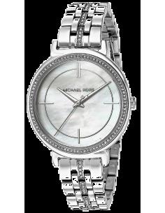 Chic Time | Montre Femme Michael Kors Cinthia MK3641 Argent  | Prix : 259,00€