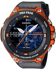 Chic Time | Montre Connectée Casio Protrek WSD-F20-RGBAU Smartwatch  | Prix : 649,00 €