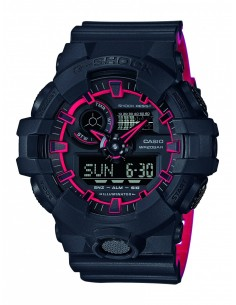 Chic Time | Montre Homme Casio G-Shock GA-700SE-1A4ER  | Prix : 129,00 €
