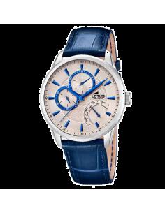 Chic Time   Montre Homme Lotus L15974/6 Bleu    Prix : 119,00€