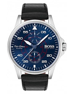Chic Time | Montre Homme Hugo Boss Aviator 1513515  | Prix : 239,20 €