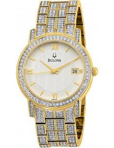 Chic Time | Bulova 98B009 men's watch  | Buy at best price