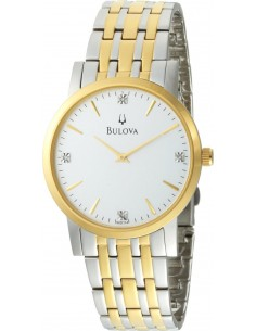 Chic Time | Montre Homme Bulova Diamand 98D114  | Prix : 170,57 €