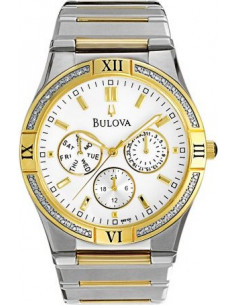 Chic Time | Bulova 9,8E+101 men's watch  | Buy at best price