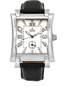 Chic Time | Montre Homme Bulova Dual-Time 63B035  | Prix : 425,00€