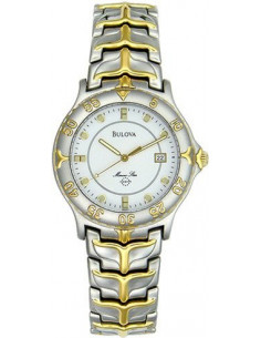 Chic Time   Bulova 98G21 men's watch    Buy at best price