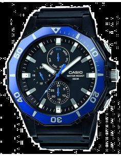 Chic Time | Montre Homme Casio Sport MRW-400H-2AVCF Noir  | Prix : 89,00€