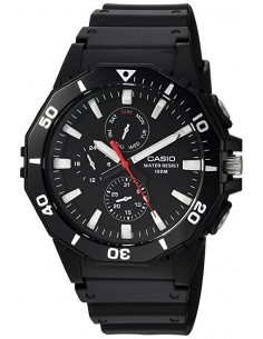 Chic Time | Casio MRW-400H-1AVCF men's watch  | Buy at best price