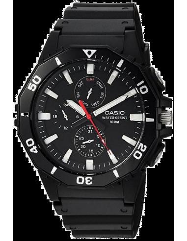 Chic Time | Montre Homme Casio Sport MRW-400H-1AVCF Noir  | Prix : 89,00€