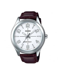 Chic Time | Montre Homme Casio Collection MTP-VX01L-7BUDF Brun  | Prix : 29,40 €