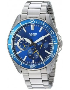 Chic Time | Casio MTD-320D-2AVCF men's watch  | Buy at best price