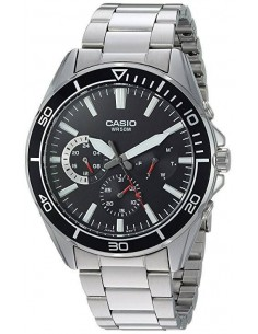 Chic Time | Casio MTD-320D-1AVCF men's watch  | Buy at best price