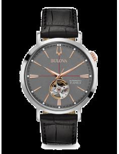 Chic Time | Montre Homme Bulova 98A187 Noir  | Prix : 589,00€