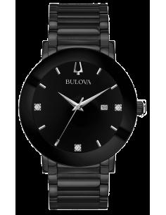 Chic Time | Montre Homme Bulova 98D144 Noir  | Prix : 589,00€