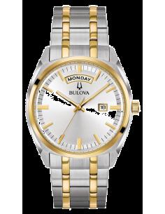 Chic Time | Montre Homme Bulova 98C127 Argent  | Prix : 699,00€
