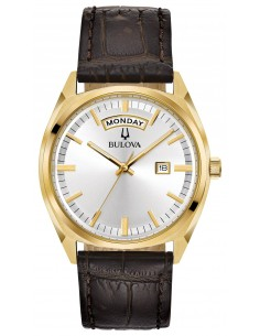 Chic Time | Montre Homme Bulova 97C106 Brun  | Prix : 399,00€