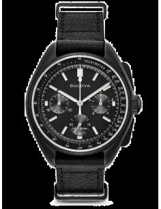 Chic Time | Montre Homme Bulova 98A186 Noir  | Prix : 889,00€