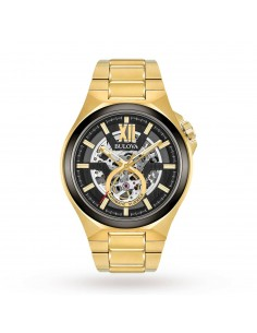 Chic Time | Montre Homme Bulova 98A178 Or  | Prix : 699,00€