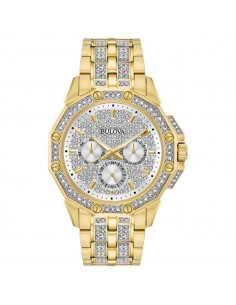 Chic Time | Montre Homme Bulova Crystal 98C126 Or  | Prix : 699,00€