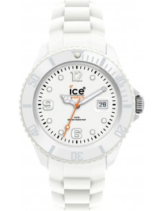 Chic Time | Montre Ice-Watch Blanche Sili Forever SI.WE.B.S.09  | Prix : 35,96 €