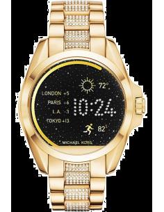 Chic Time | Montre Connectée Femme Michael Kors Access MKT5002 Dorée  | Prix : 299,00€