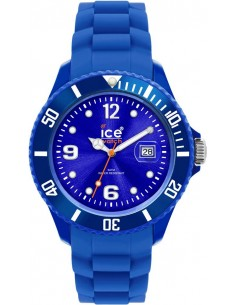 Chic Time | Montre Mixte Ice-Watch Sili Forever SI.BE.B.S.09 48mm  | Prix : 89,90€