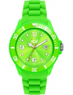 Chic Time | Montre Ice-Watch Verte Sili Forever SI.GN.B.S.09 Big  | Prix : 57,90 €